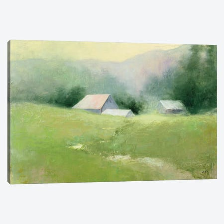 Homestead Canvas Print #WAC9249} by Julia Purinton Canvas Wall Art