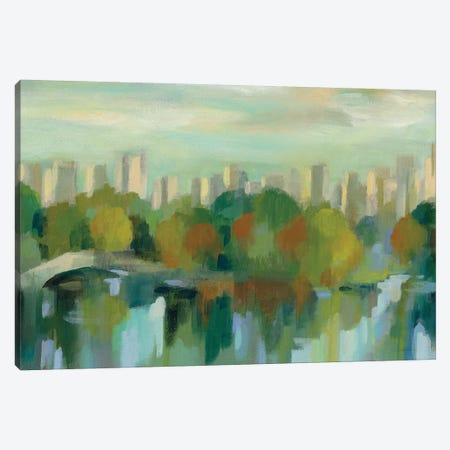 Manhattan Sketches VII Canvas Print #WAC9256} by Silvia Vassileva Canvas Artwork