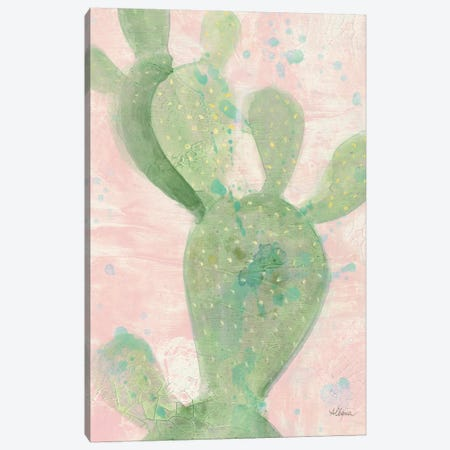 Cactus Panel II Canvas Print #WAC9266} by Albena Hristova Canvas Print