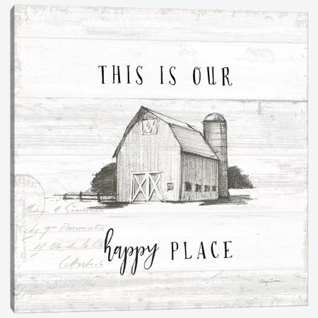 Farm Life IV Shiplap Canvas Print #WAC9276} by Avery Tillmon Canvas Artwork