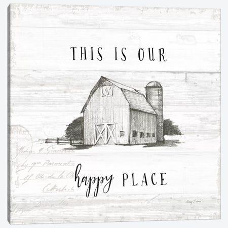 Farm Life IV Shiplap Canvas Print #WAC9276} by Avery Tillmon Canvas Artwork