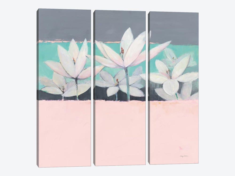 Field Day Dusty Pink by Avery Tillmon 3-piece Art Print