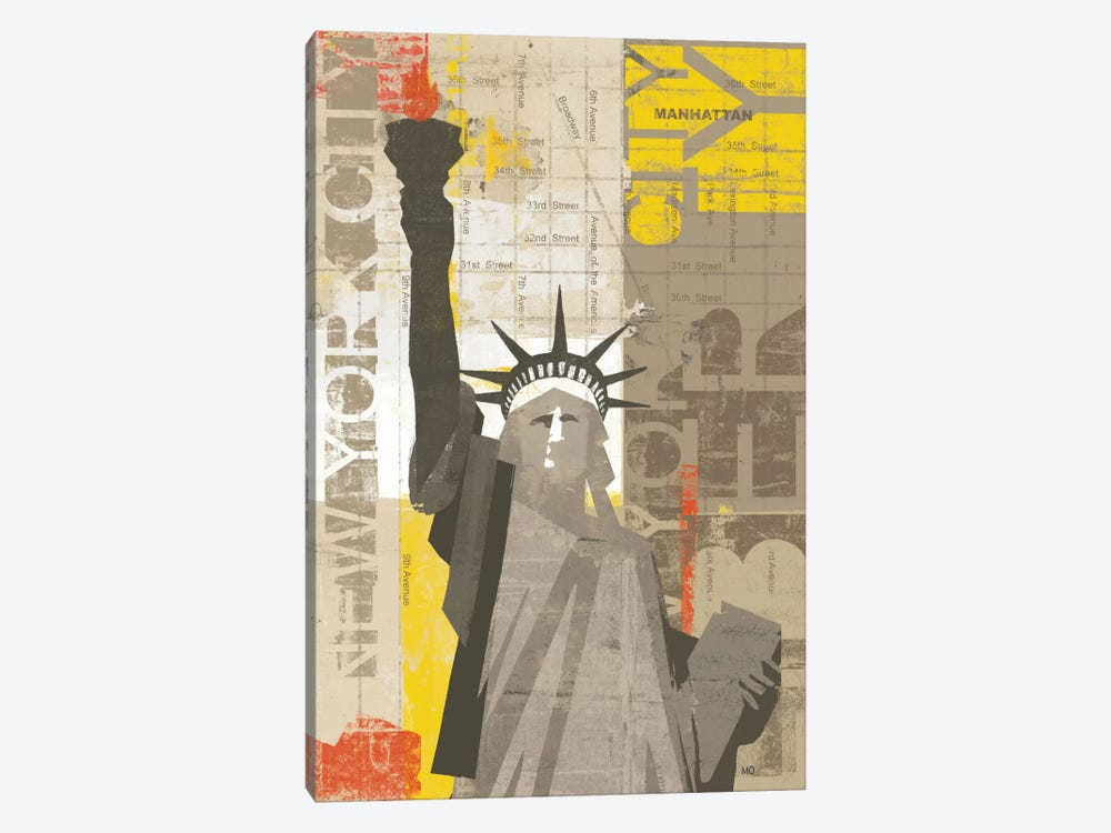 Liberty by Michael Mullan 1-piece Art Print