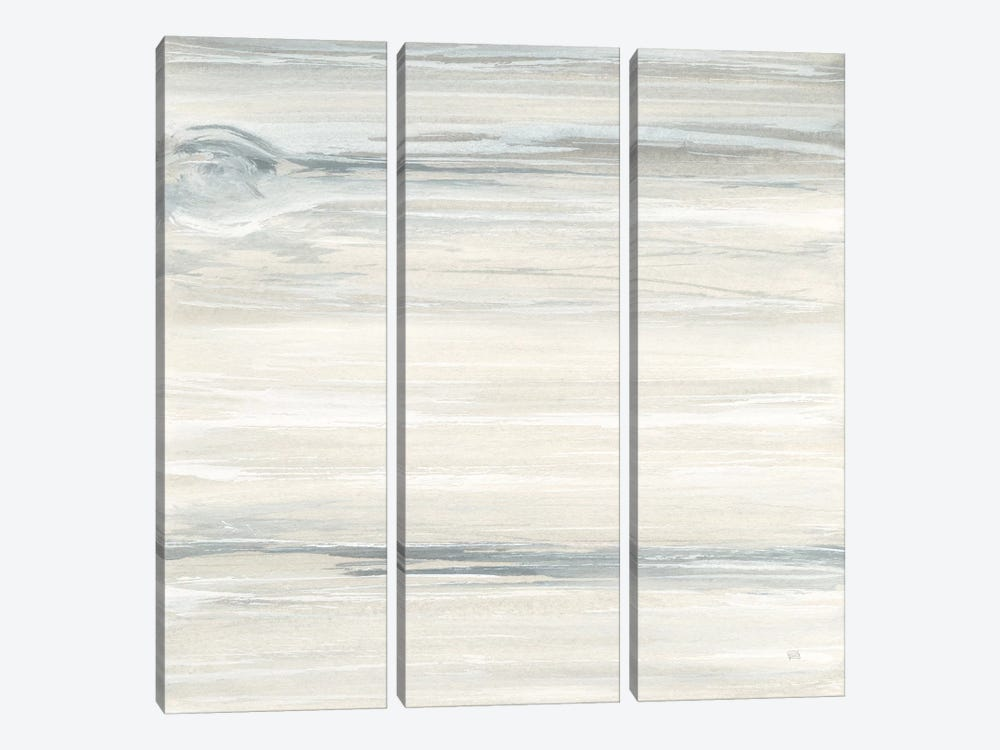 Wood Panel I by Chris Paschke 3-piece Canvas Print