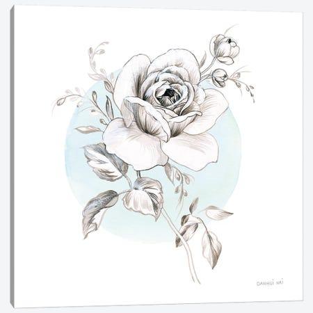 Sketchbook Garden III Canvas Print #WAC9308} by Danhui Nai Canvas Print