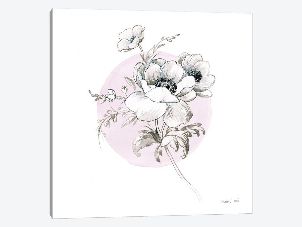 Sketchbook Garden IV by Danhui Nai 1-piece Canvas Art
