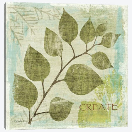 Woodland Thoughts III Canvas Print #WAC931} by Michael Mullan Canvas Artwork