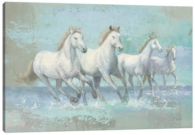 Running Wild I Canvas Art Print