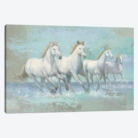 Running Wild I Canvas Print #WAC9328} by James Wiens Canvas Print