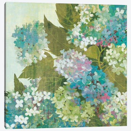 Grandiflora Bloom 3-Piece Canvas #WAC9331} by Kathrine Lovell Canvas Artwork