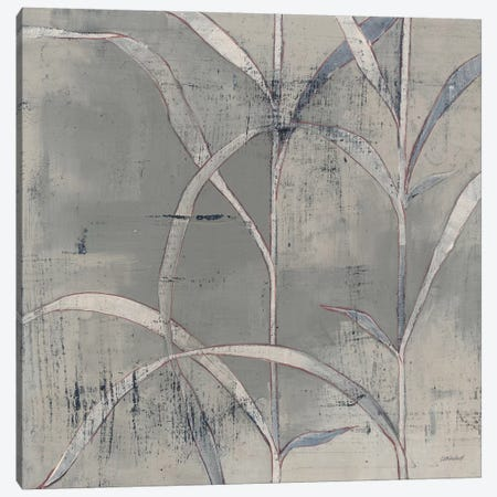 In The Garden III Gray 3-Piece Canvas #WAC9333} by Kathrine Lovell Canvas Art