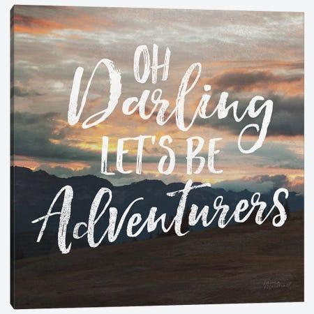 West Coast Wandering IV Canvas Print #WAC9350} by Laura Marshall Canvas Art