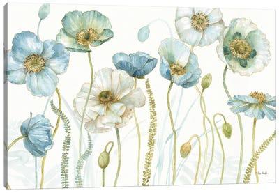 My Greenhouse Flowers I Canvas Art Print