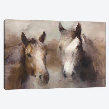 Blazing The West (Neutral) Canvas Print #WAC9373} by Marilyn Hageman Canvas Art