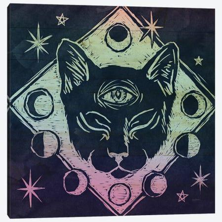 Mystical Halloween Jewel IV Canvas Print #WAC9377} by Mary Urban Art Print