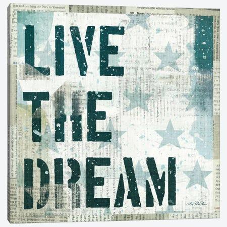 American Dream I Canvas Print #WAC937} by Michael Mullan Canvas Print