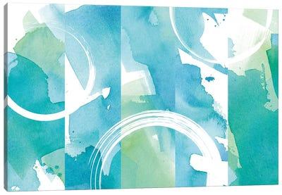 Coastal Feel I Canvas Art Print