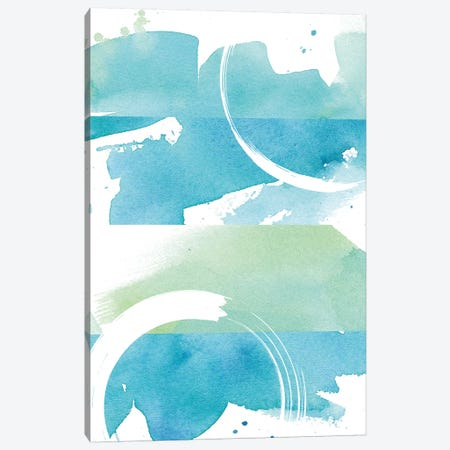 Coastal Feel III 3-Piece Canvas #WAC9385} by Moira Hershey Canvas Art