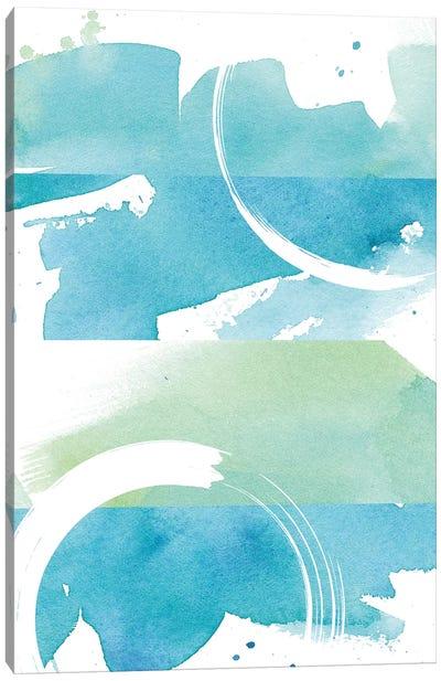 Coastal Feel III Canvas Art Print