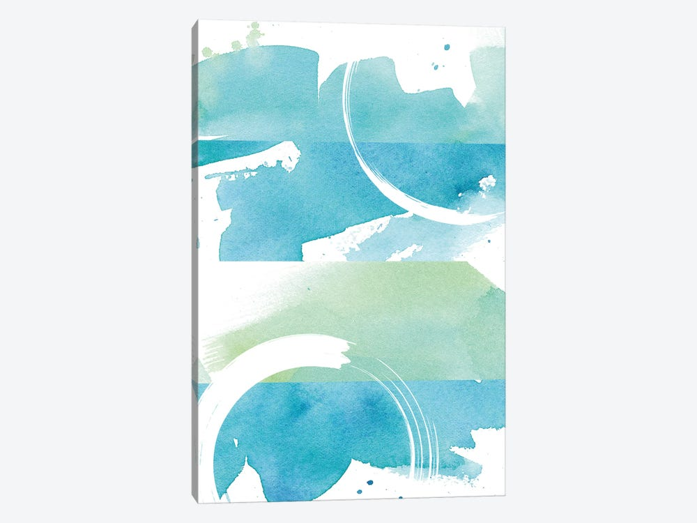 Coastal Feel III 1-piece Canvas Artwork