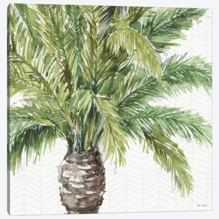 Mixed Greens III Canvas Print #WAC9405} by Lisa Audit Art Print
