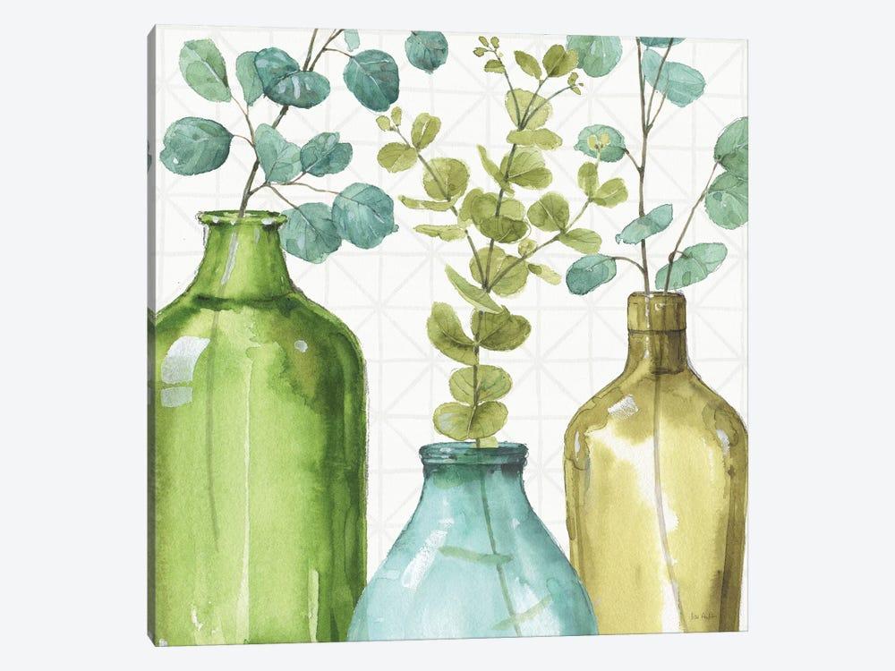 Mixed Greens LVI by Lisa Audit 1-piece Art Print