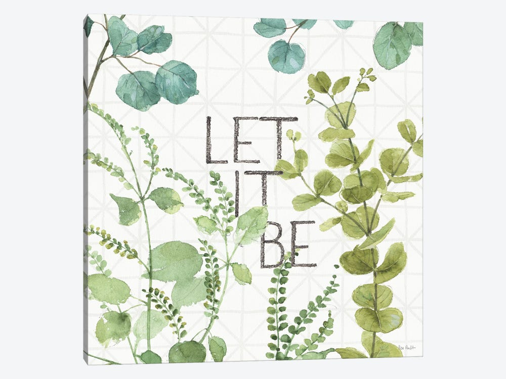 Mixed Greens LXVI by Lisa Audit 1-piece Canvas Wall Art