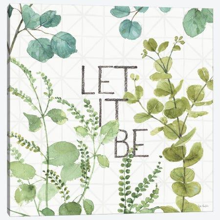 Mixed Greens LXVI Canvas Print #WAC9411} by Lisa Audit Canvas Art Print