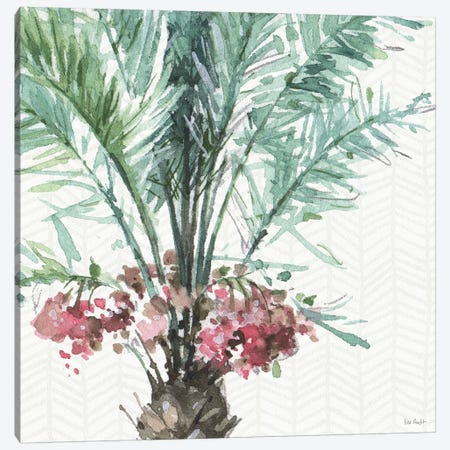 Mixed Greens V Canvas Print #WAC9414} by Lisa Audit Canvas Art