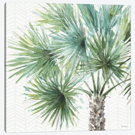 Mixed Greens VI Canvas Print #WAC9415} by Lisa Audit Canvas Art