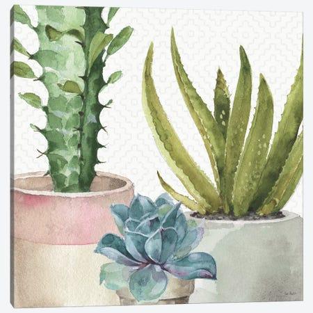 Mixed Greens XL Canvas Print #WAC9418} by Lisa Audit Canvas Print