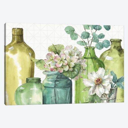 Mixed Greens XLIX Canvas Print #WAC9419} by Lisa Audit Canvas Print