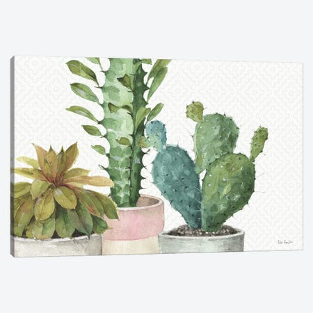 Mixed Greens XXXIII 3-Piece Canvas #WAC9420} by Lisa Audit Canvas Artwork