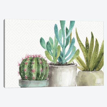 Mixed Greens XXXIV 3-Piece Canvas #WAC9421} by Lisa Audit Canvas Artwork