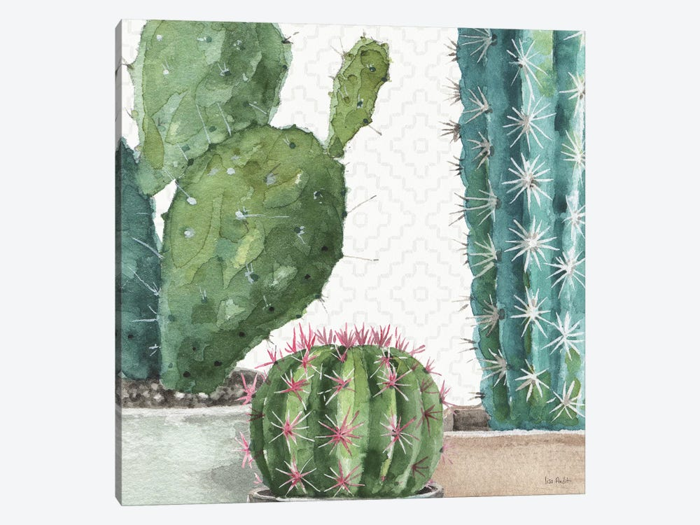 Mixed Greens XXXIX by Lisa Audit 1-piece Canvas Art
