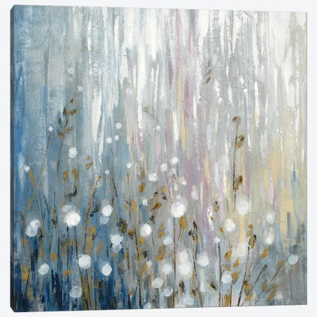 January Branches 3-Piece Canvas #WAC9423} by Silvia Vassileva Canvas Artwork
