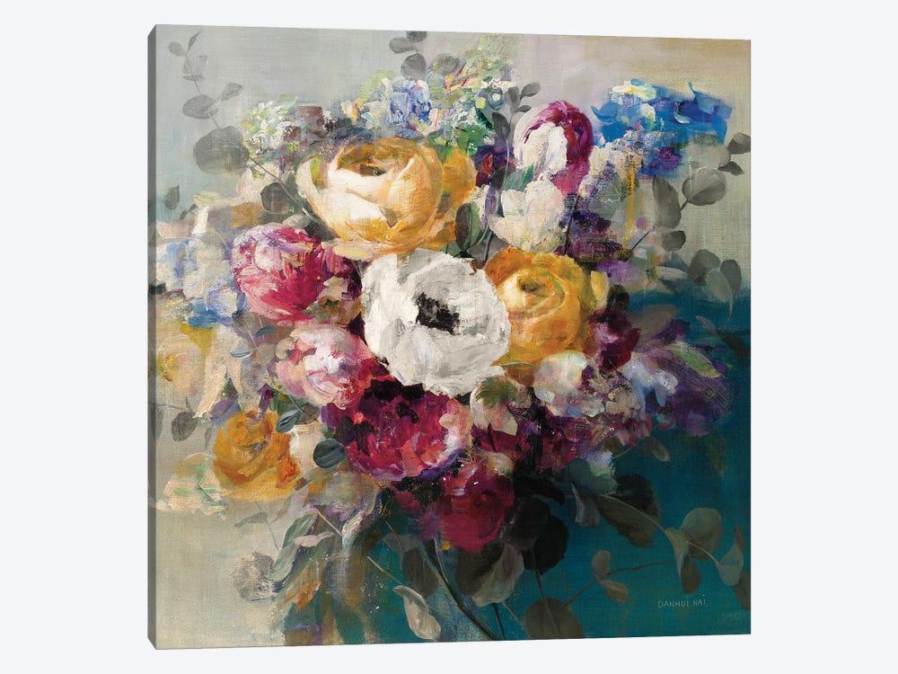 Fall Bouquet by Danhui Nai 1-piece Canvas Art