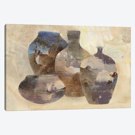 Ceramic Still Life Canvas Print #WAC9434} by Albena Hristova Canvas Wall Art