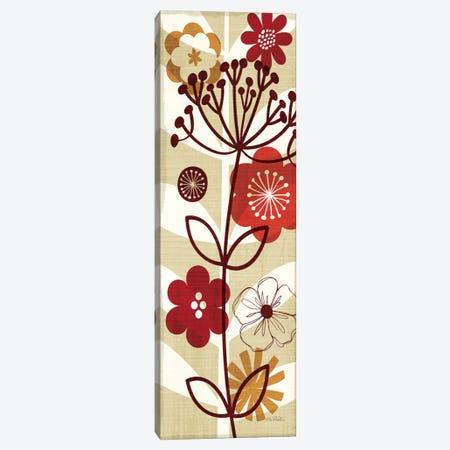 Floral Pop II  Canvas Print #WAC943} by Michael Mullan Canvas Print
