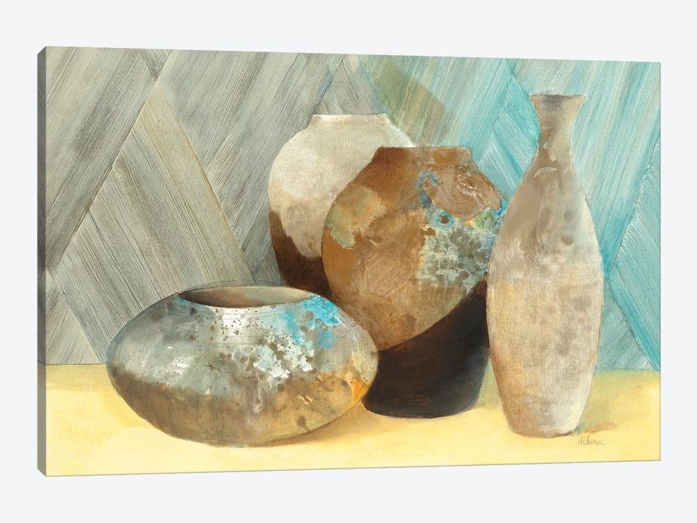 Raku Study III by Albena Hristova 1-piece Canvas Wall Art