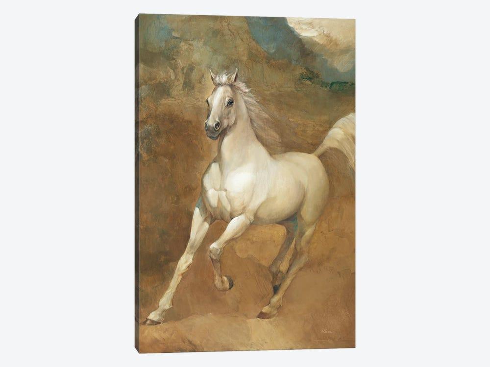White Knight by Albena Hristova 1-piece Canvas Print