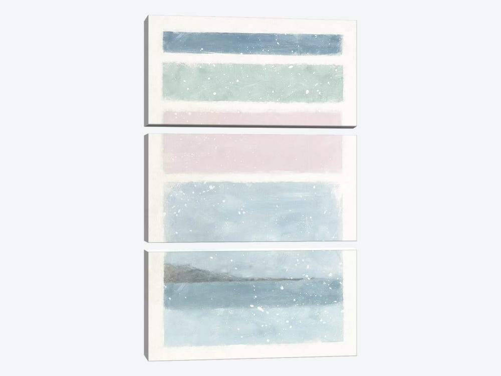 Layers by Moira Hershey 3-piece Canvas Wall Art