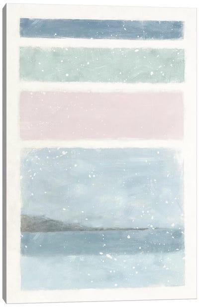 Layers Canvas Art Print