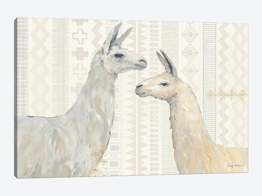 Llama Land I by Avery Tillmon 1-piece Canvas Art