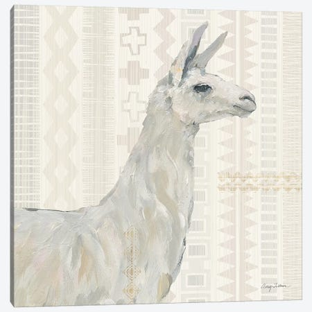 Llama Land II Canvas Print #WAC9458} by Avery Tillmon Art Print