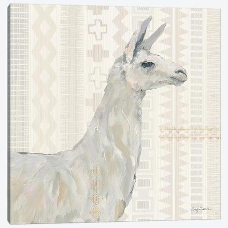Llama Land II Canvas Print #WAC9458} by Avery Tillmon Art Print