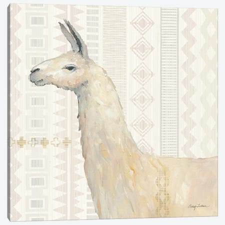 Llama Land III Canvas Print #WAC9459} by Avery Tillmon Canvas Print