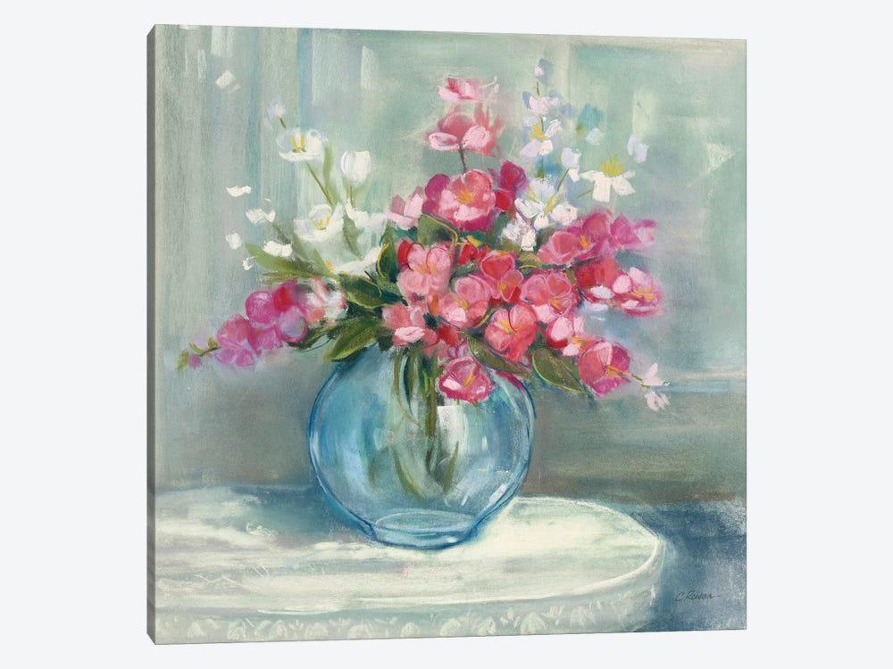 Spring Bouquet I by Carol Rowan 1-piece Canvas Artwork