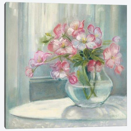 Spring Bouquet II Canvas Print #WAC9467} by Carol Rowan Canvas Print