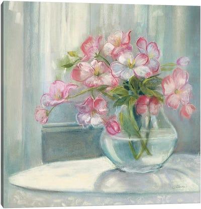 Spring Bouquet II Canvas Art Print